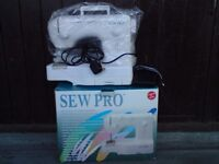 FAULTY SEWPRO DZ-301 Sewing Machine - HARINGEY NORTH LONDON N8 E**Y ITEM 263034221784