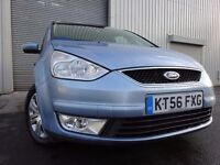 💥07 FORD GALAXY 1.8 LX TDCi 125 6g 7 SEATER,MOT OCT 017,2 OWNERS,2 KEYS,PART HISTORY,LOVELY CAR