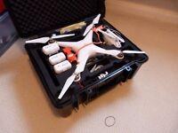 DJI PHANTOM 3 PRO camera drone