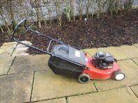 Petrol Lawn Mover (Briggs and Stratton)