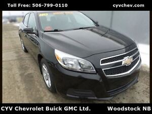 2013 Chevrolet Malibu LS - Remote Start, XM - $8/Day