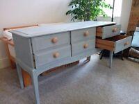 Delightful solid wood side-board / dresser
