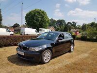 2010 BMW 118D ES,6 SPEED MANUAL,1 FORMER KEEPER,2 KEYS,30 POUNDS TAX A YEAR!!!,07707755411