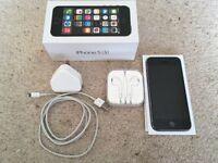 iPhone 5s 32 GB space grey unlocked