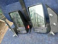 Iveco Daily side mirrors