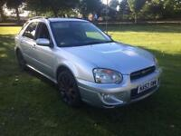 2004 Subaru Impreza 2.0 Gx sport £500