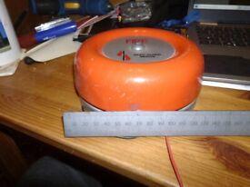 Vintage Fire Bell - Multi-Alarm, Bristol - 150mm Dia - 65mm Height