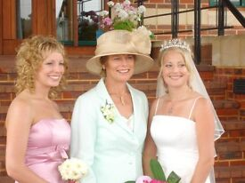 Wedding hats for mother-of-the-bride