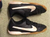Nike Velcro football shoes
