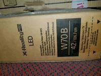 Sony W705 42inch LED SmartTV RRP499 with warranty
