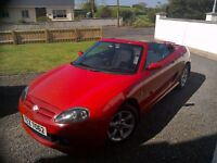 MG TF Sports Convertible 2003