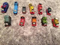 Bundle of 11 Take and Play trains