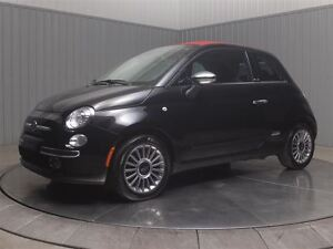 2013 Fiat 500C A/C MAGS TOIT AMOVIBLE CUIR