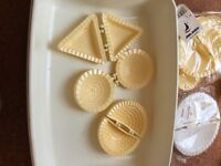 Pie/Pastery Moulds for easy home cooking