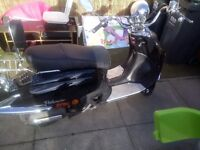 125 valencia scooter for sale bargain