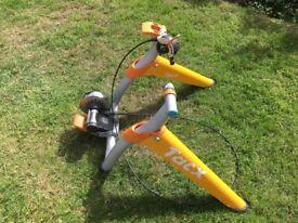 Tacx Satori bike trainer - Orange