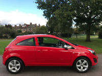 Vauxhall Corsa 1.0, EcoFLEX Sting, Low Mileage, Long MOT, Cheap Insurance, Full Service History