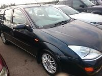 2001..FORD FOCUS 1.8 GHIA...12 MONTHS MOT...QUICK SALE..FREE DELIVERY TO GLOUCESTER ONLY...