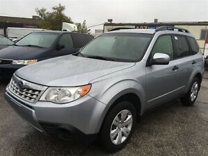 2013 Subaru Forester X Touring,AWD,ALLOY RIMS,ROOF RACK,