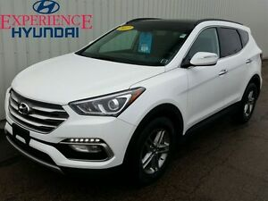 2017 Hyundai Santa Fe Sport SE EDITION! ALL WHEEL DRIVE | ALLOYS