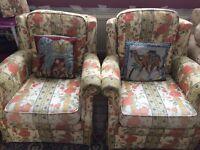 4 chair sofa