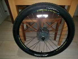 """27.5"""" Mountain Bike Rear Wheel with Shimano disk break BN"""