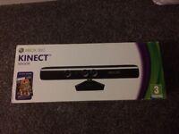 Xbox 360 Kinect Sensor & 5 Games