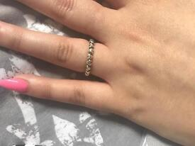 *** x2 pandora rings both size 52***