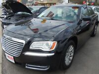 2011 CHRYSLER 300 TOURING - ALLOYS, BLUETOOTH, U-CONNECT, SATELL