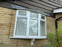 Used in good condition . Double glazed windows 5 off accept offers must go .