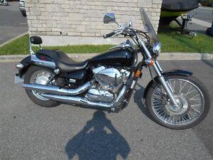 2008 honda VT750C2C Shadow Spirit