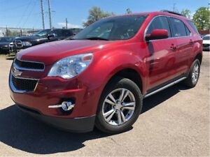 2013 Chevrolet Equinox 1LT BACK UP CAMERA LOW KMS!!!!