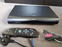 Sky+ HD 2TB box with remote & RF out