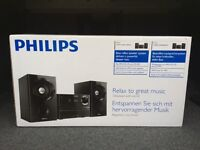 Philips MCM1350 micro system BRAND NEW & BOXED