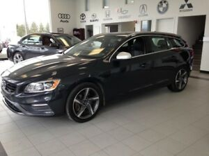 2015 Volvo V60 T6 design R Platine AWD FULL  FINANCEMENT A 117$