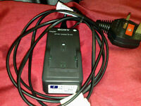 Sony BC-V615 Camera Battery Charger