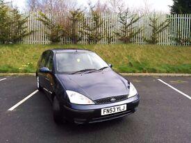 Ford Focus 1.8 petrol (2003)