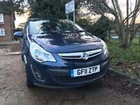Vauxhall corsa 1.3 (2011) eco £30 road tax a year
