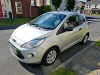 2012 FORD KA 1.2 STUDIO START/STOP, ONLY 40K, JUST SERVICED WITH HISTORY. Not Vauxhall