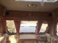 Swift Islay, 5 berth tourer, 2002 very good condition , phone 07780976010 Haltwhistle , North/ Land