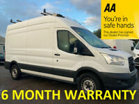 Ford, TRANSIT, Panel Van, 2015, Manual, 2198 (cc)***12 MONTH MOT***LEASE CO DIRECT***