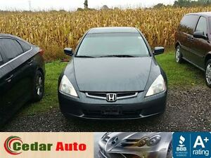 2005 Honda Accord EX-L - Managers Special London Ontario image 1