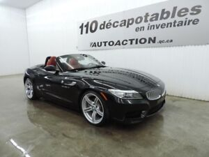 2014 BMW Z4 35i M-PACKAGE DÉCAPOTABLE - 3.0 TURBO