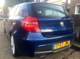 BMW 120D M-SPORT 2007!! QUICK SALE