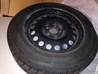 Selling 4 winter tires 215/60 R16