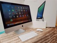 Apple iMac - High Spec - Boxed (Ideal for music or video production)