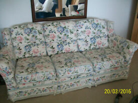 sofa with removable covers