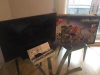 "32"" HD ready Celcus 3D LED TV"