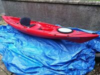 Perception Triumph 13 sea fishing kayak