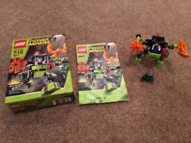 LEGO Power Miners Miner Mech 8957